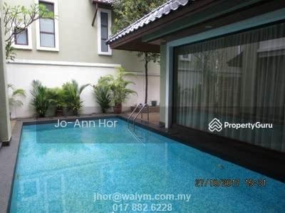 For Rent - Villa Mont Kiara