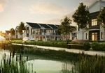 [Next To KD 15 min] The New Villa Lake House New Launch New Township New Landmark