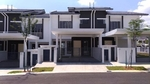 [High Ceiling Dream House] Double Storey 22x80  Cashback 20K Fully Extend 0%D/P