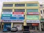 Three Unit 4 Storey Shop with lift, Jalan Raja Omar, Sitiawan