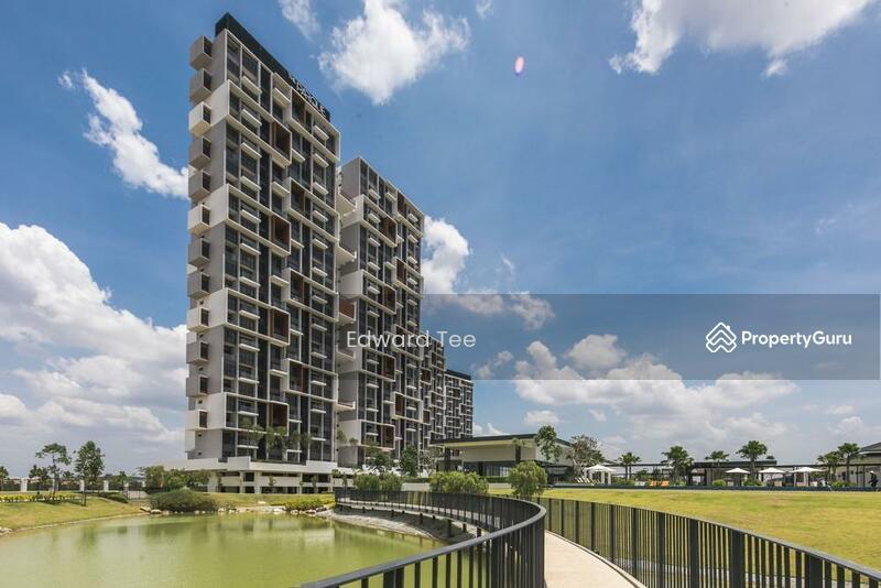 Ready Move In Condo The Parque Residences Kota Kemuning Shah Alam #148075628