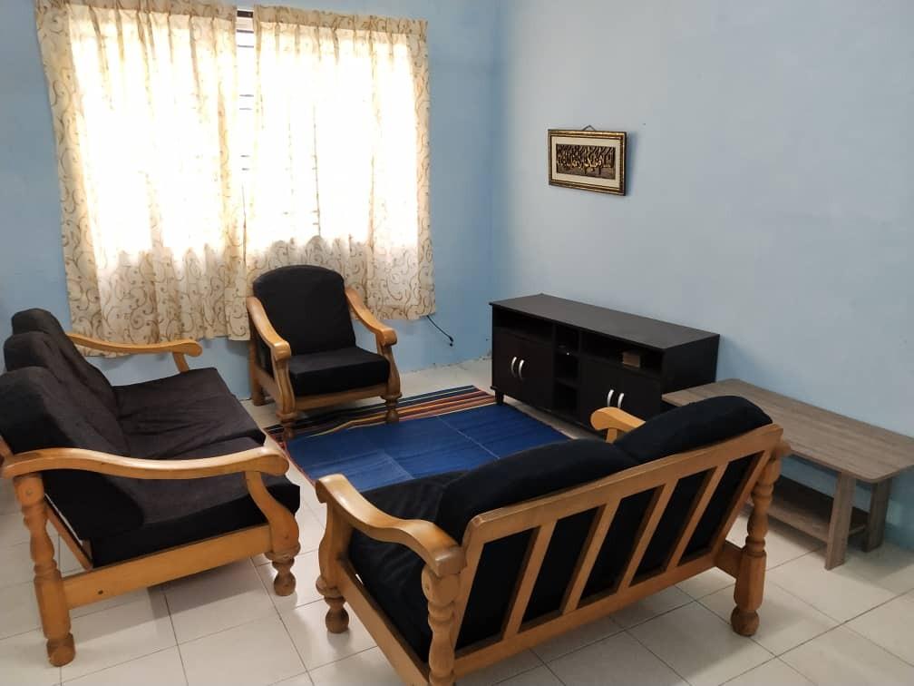 For Sale - Pangsapuri Taman Seri Setanggi, Johor Bahru, LOW MEDIUM COST FLAT (Ground Floor) for SALE