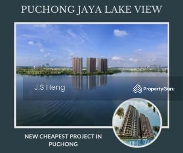 Dijual - Puchong Cheapest Lake View Condo!