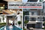 Ready Move In Villa With Private Lift & Swimming Pool Near Bukit Jalil
