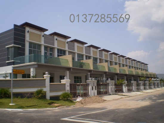 Double storey terrace new house jp perdana la gar johor for Terrace 59 austin