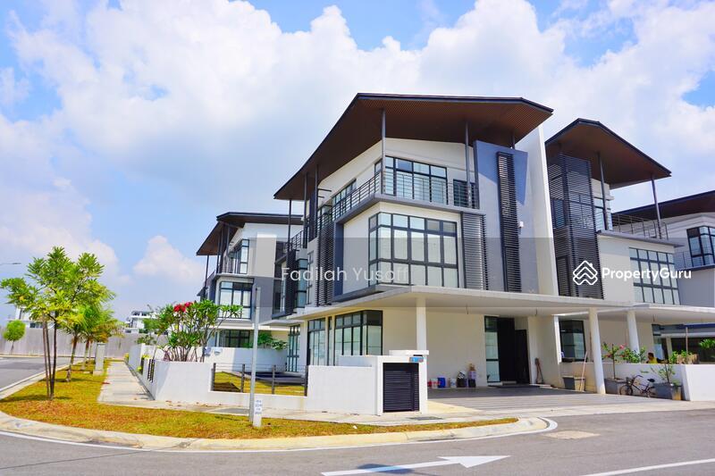3 Storey Semi D Precint 12 Putrajaya