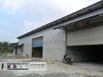 Warehouse for sale @Machang Bubok