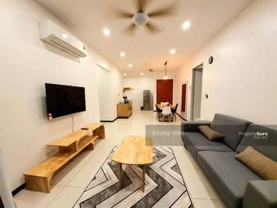 For Sale - KLCC [ Student Rental ] READY TENANT 267K MCO Offer Furnished Studio