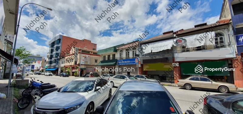 Ipoh Old Town Shop Tourist Spot #149380412