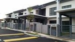 Sepang Freehold double storey house 20x70 G&G 0% Down Payment HOC 2020 PROMOTION