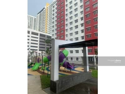 For Rent - Seri Danga Apartment @ Taman Laguna