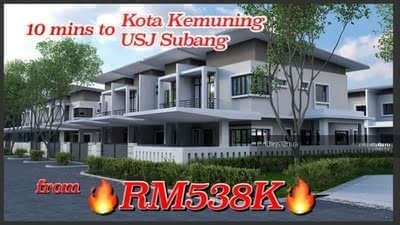 Dijual - 0% Down Payment @ New Launch Affordable Home*