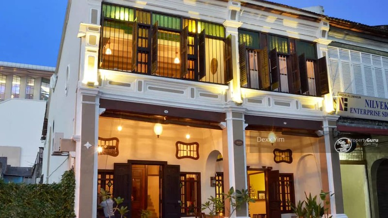 Heritage Boutique Hotel, With Swimming Pool, Sell with business and furnished, Georgetown #149909684
