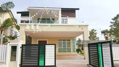 For Sale - 【WOW!30x80 Terrace House Freehold】Cashback 80k Near Shah Alam!