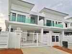 [Semi-d Size End Lot]38x85 Gamuda TOLL EXIT 2Sty House near ELITE Highway