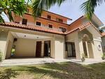 Fully furnished with private pool three storey corner bungalow in Mutiara Damansara