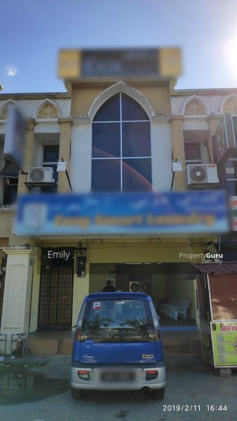Freehold 2 Storey Shop Office In Jalan Padang Tembak, Kota Bharu, Kelantan #151117738