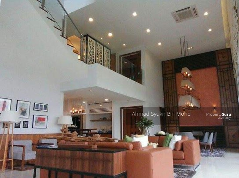 3 Storey Bungalow With Lift & Pool Hijauan Enklaf, Setia Alam, Shah Alam, Selangor #151152610