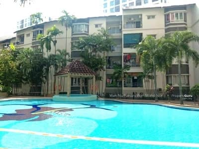 For Sale - [NEAR LRT GROUND FLOOR] Puncak Seri Kelana Condominium Ara Damansara
