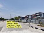 Central I Nagasari Lorong Saga Jaya Factory Industrial Perai Juru, Prai, Penang. (2 Stry Factory)