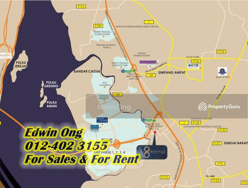 Perindustrian Batu Kawan, Simpang Ampat, Batu Kawan, 1 Acres Factory #151242426