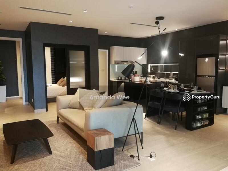 Completed partly furnished 3rooms brand new condo nr setapak utar sentul lrt utar #151428276