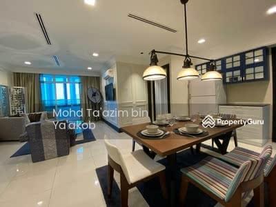 For Sale - New Modern Design Condominium Flora Rosa Presint 11 Putrajaya