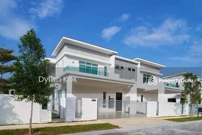 For Sale - [Limited Unit]2-Sty Freehold Superlink nr Bukit Jalil , Sri Petaling , Oug