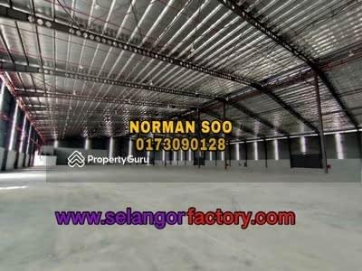 For Rent - RM 1. 20  Warehouse for Rent NORTH PORT, PORT KLANG