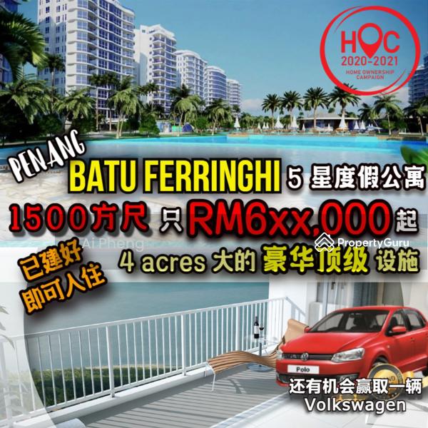 Ferringhi Residence #166089454