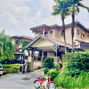 For Sale - Kemensah Heights Freehold Non Bumi Lot Bungalow