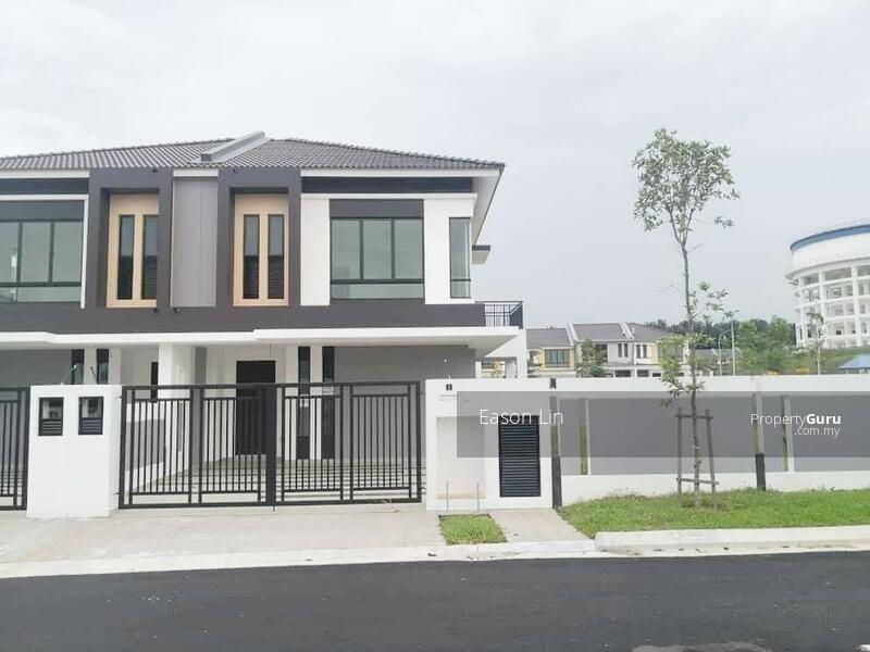 2 storey Luxury Freehold property ! [Extra 25 ft Corner lot ] 0% down payment. seremban #165546820