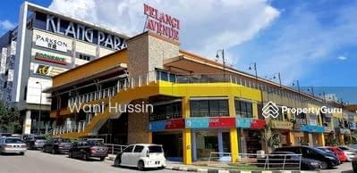 For Sale - GROUND FLOOR CORNER SHOP, PELANGI AVENUE, KLANG