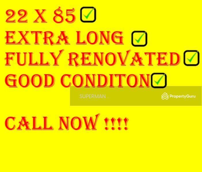 BANDAR UTAMA @ EXTRA LONG 22 x 85 #153706416