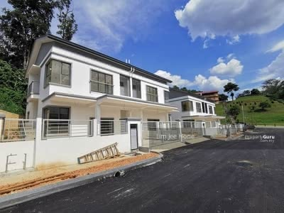 For Sale - Freehold 2 Storey SemiD With Extra Land , nearby kepong, Gombak , selayang