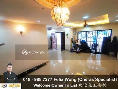 For Sale - Taman Bukit Cheras, Taman Bukit Cheras