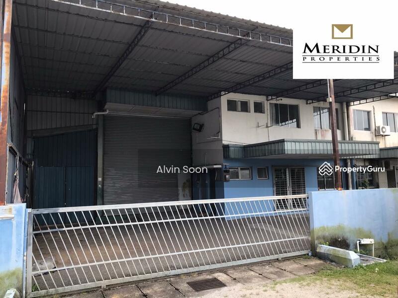 Silibin Jelapang Semi D Factory For Rent Ipoh Perak #153682286