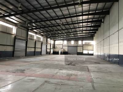 For Rent - Seksyen 27 Shah Alam Factory Warehouse