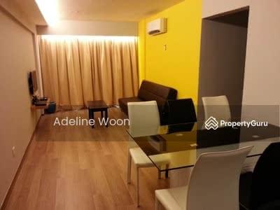 For Sale - Garden City Condominium Bandar Hilir Melaka Town 1st Floor Renovated n Furnished For Sale