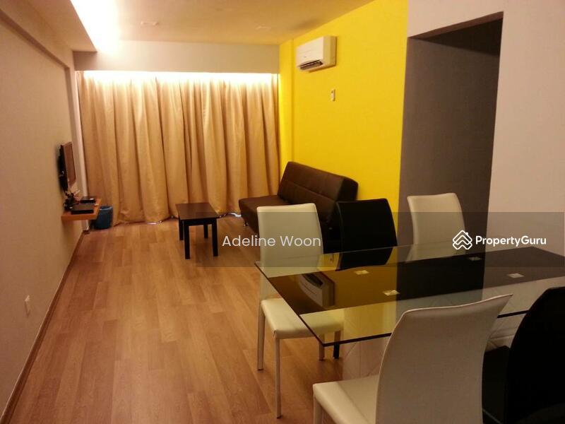 Garden City Condominium Bandar Hilir Melaka Town 1st Floor Renovated n Furnished For Sale #153913862