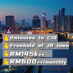 Centro Jbcc New Project at Jb City area Good Investment Oppotunity