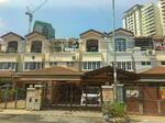 medan idaman 2 & 3 story house