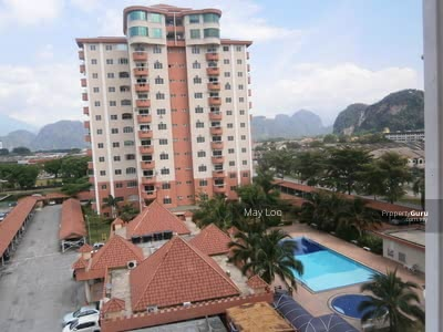 For Sale - Renovated And Fully Furnished Bercham Prima Condo Come With 2 Car Park