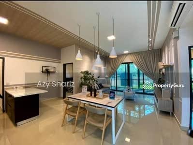 For Sale - Setia Alam , Shah Alam New Service apartment Zero Deposit and Cash rebates