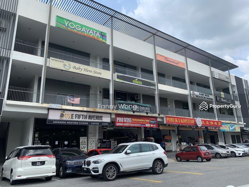 Shop Office WITH LIFT at Taman Kinrara, Bandar Kinrara, Puchong #154728172