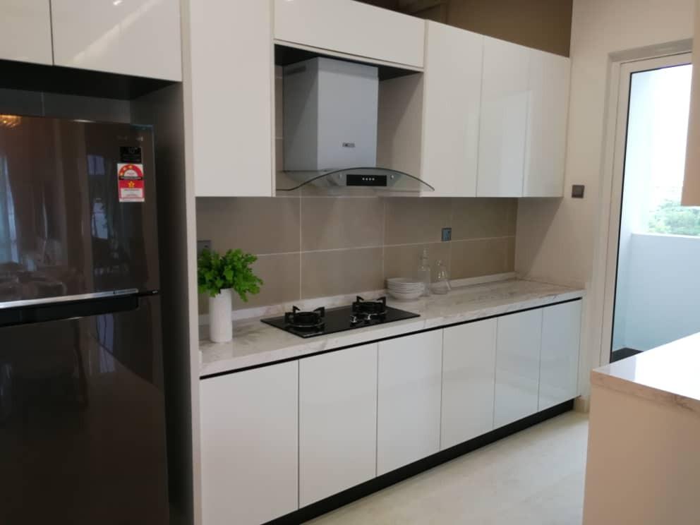 For Sale - Bukit Chagar @ Tritower Residence.