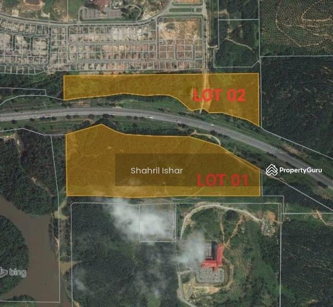 Nilai residental zoning land #154827712