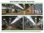 Factory Perindustrian Bukit Rambai Tanjung Minyak Melaka Warehouse