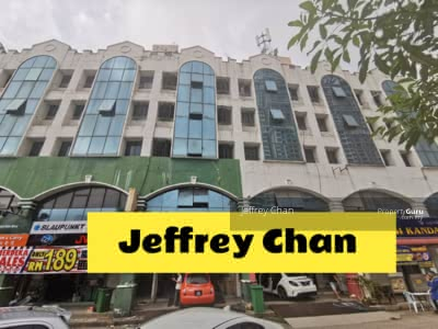 For Sale - Jalan CY Choy 5 Storey Commercial Shop