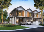 PRELAUNCH DOUBLE STOREY SUPERLINK HOUSE AT AMPANG